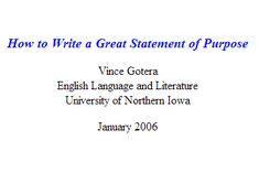 How to write a good graduate essay
